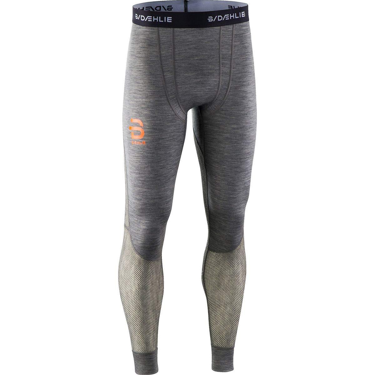 Björn Daehlie Herren Langlauf-Leggings Airnet Wool Pants aus Wolle