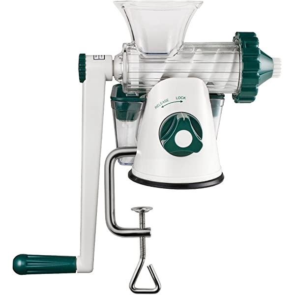 Lexen Healthy Juicer - Extractor de zumo, no electrico, compacto ...