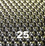 "25 3/4"" Inch Chrome Steel Bearing Balls G25"