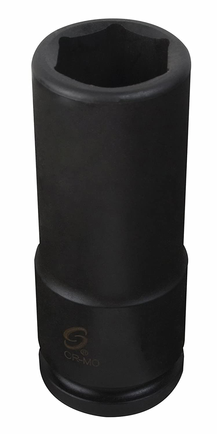 Sunex 2634 1/2-Inch Drive 1-1/16-Inch Extra Thin Wall Deep Impact Socket Sunex International