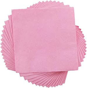 JAM Paper Small Beverage Napkins - 5