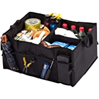 Trunk Storage Organizer Collapsible SUV Container