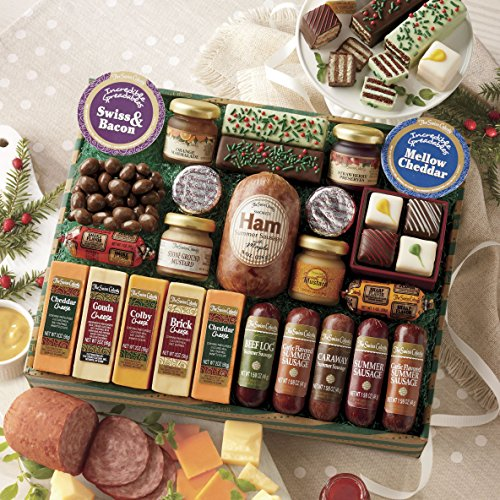 - 26 Holiday Favorites Food Gift from The Swiss Colony