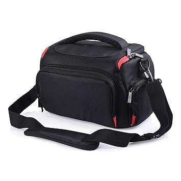 DSLR Camera Bag Funda Bolsa de Hombro Funda Impermeable para Nikon ...