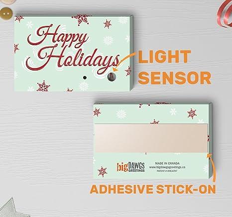Amazon.com: Felices Fiestas tarjetas de felicitación | De ...