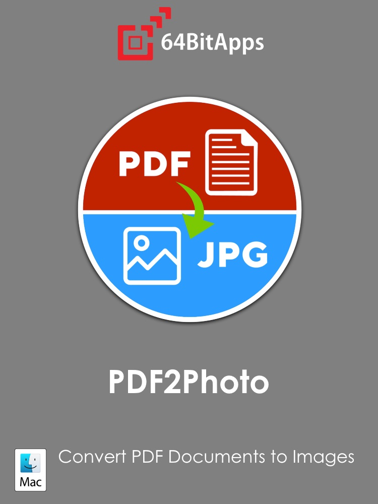 PDF2Photo for Mac - Convert PDF Files to JPG [Download]