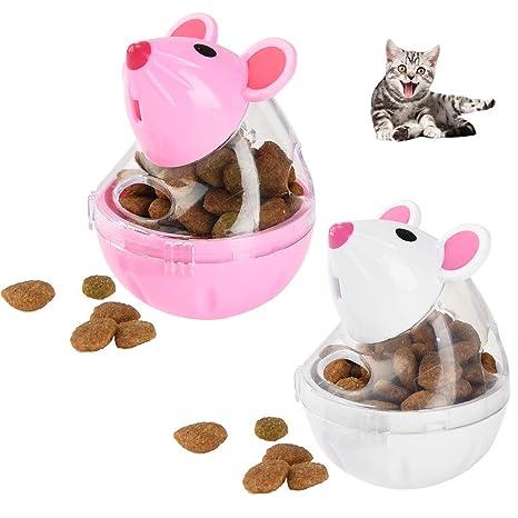 Petacc Comida Juguete para Gatos Juguete Ratón para Gatos
