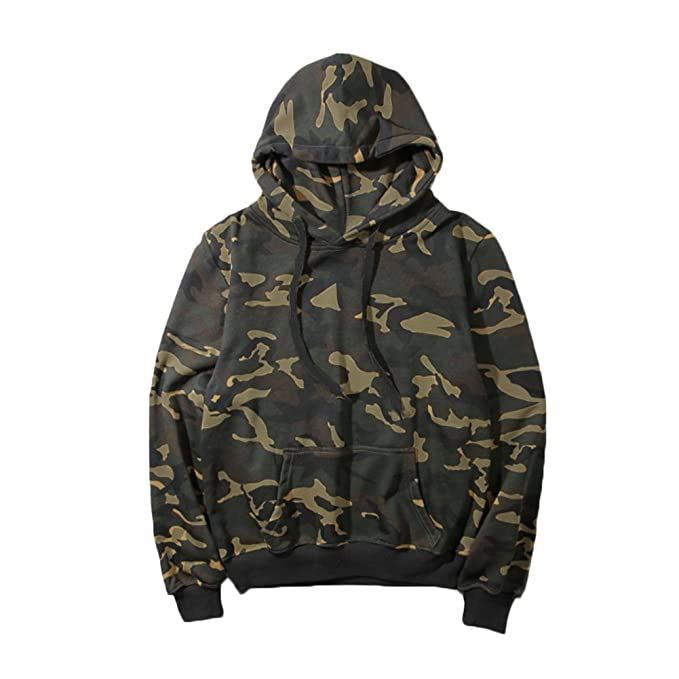 Bmeigo Men Camouflage Hoodies 4a6d4e8dc1