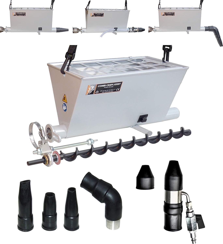 Máquina de Rejuntado / Pulverizador de Mortero - CCJ Sprayer
