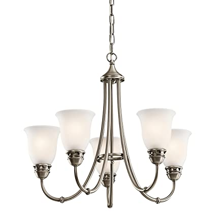 Kichler lighting 42064ap 5 light durham chandelier antique pewter kichler lighting 42064ap 5 light durham chandelier antique pewter aloadofball Images