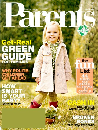 Parents Amazoncom Magazines