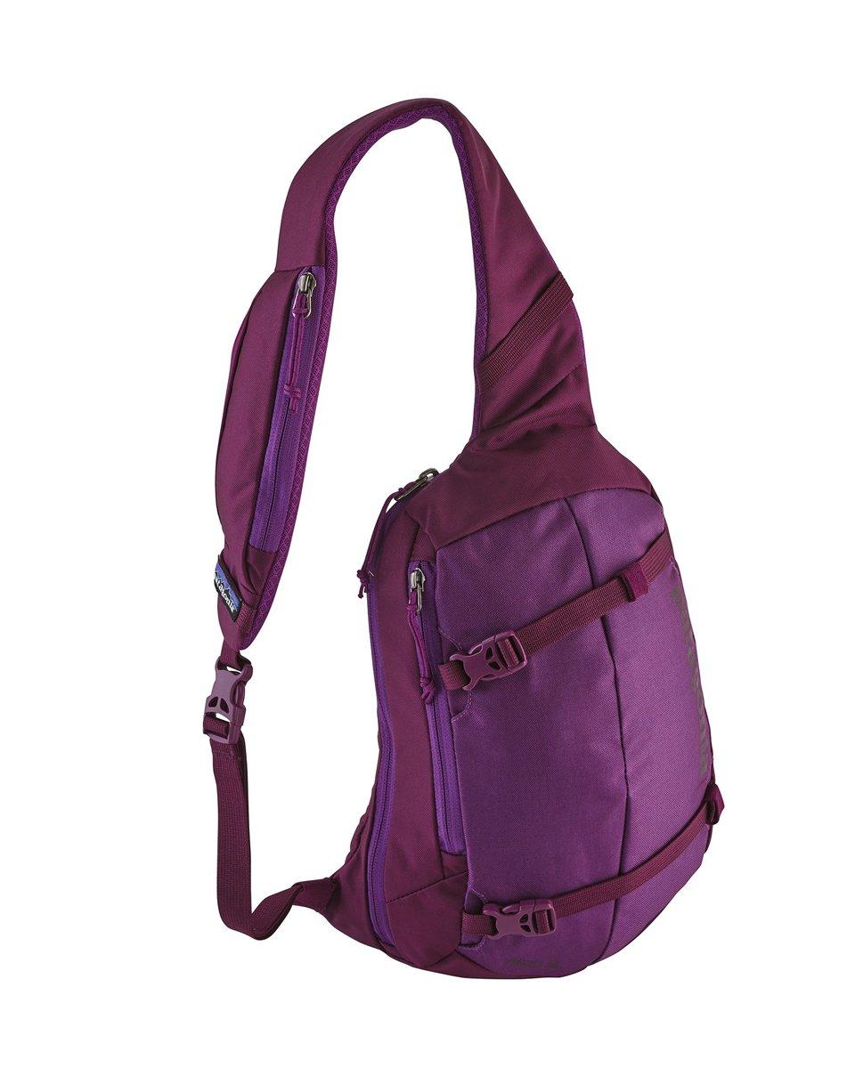 [パタゴニア] patagonia Atom Sling アトムスリング 8L 48261 B0796Q5YQM Ikat Purple(IKP) Ikat Purple(IKP)