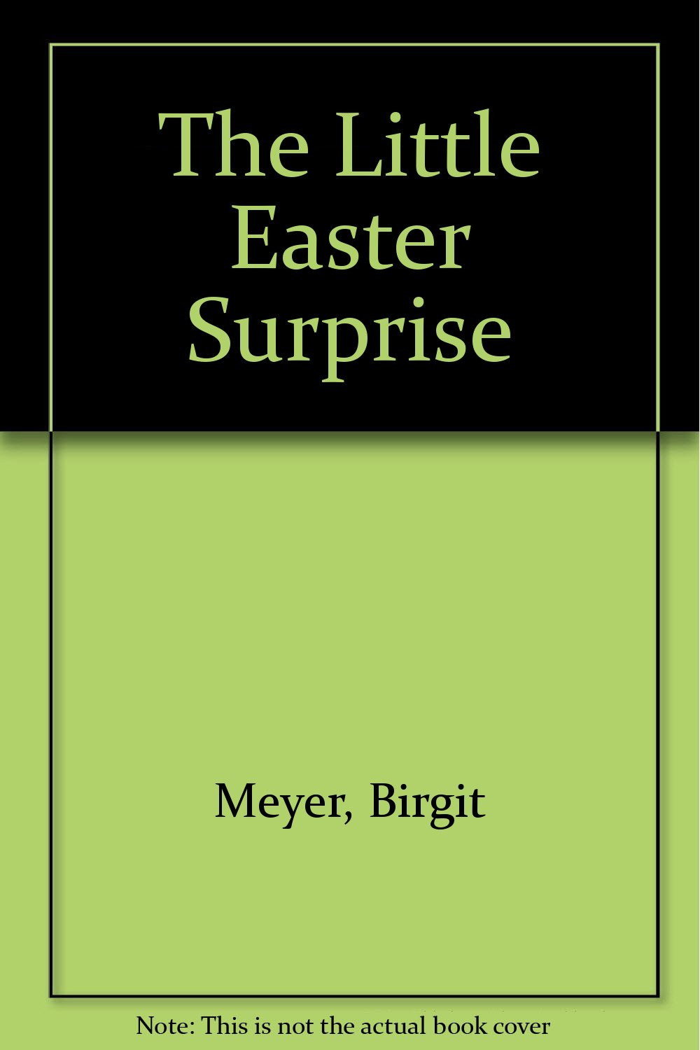 Download The Little Easter Surprise pdf