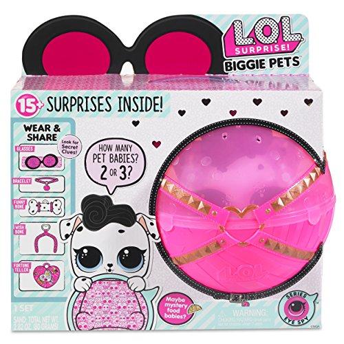 L O L  Surprise  Biggie Pet Dollmation