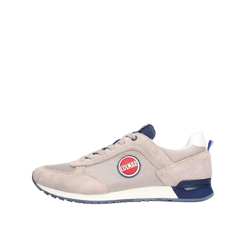 COLMAR TRACOL graue Blaue graue Blaue Schuhe Turnschuhe Mann Mann Mann Schnürsenkel 3cd24c
