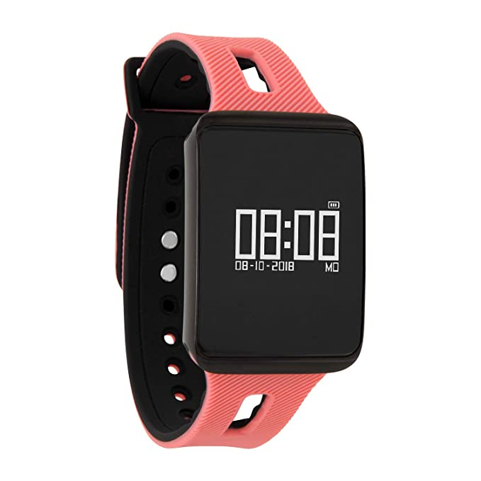 X-WATCH Keto Fitness Tracker - Pulsera con pulsómetro para Hombre y Mujer (presión
