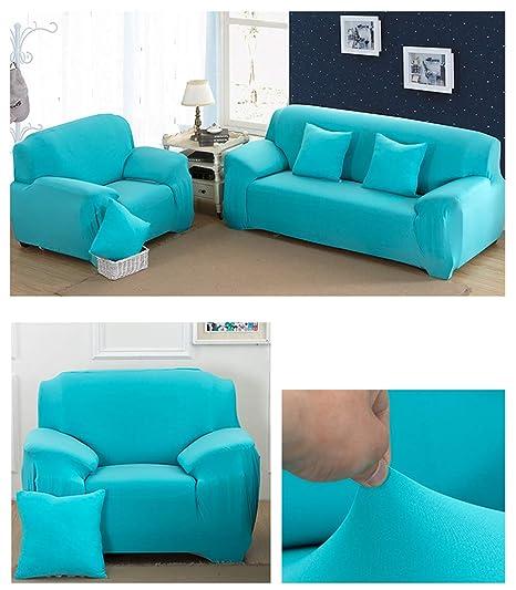Super Amazon Com Dengjq Fabric Single Double Triple Chaise Sofa Lamtechconsult Wood Chair Design Ideas Lamtechconsultcom