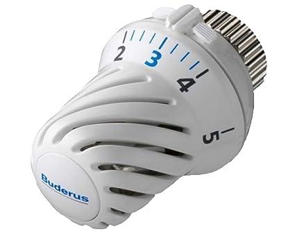Radiadores Buderus termostato BH rosca conector M 30 x 15 termostatos
