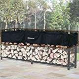 Woodhaven 96'' Replacement Firewood Rack Cover