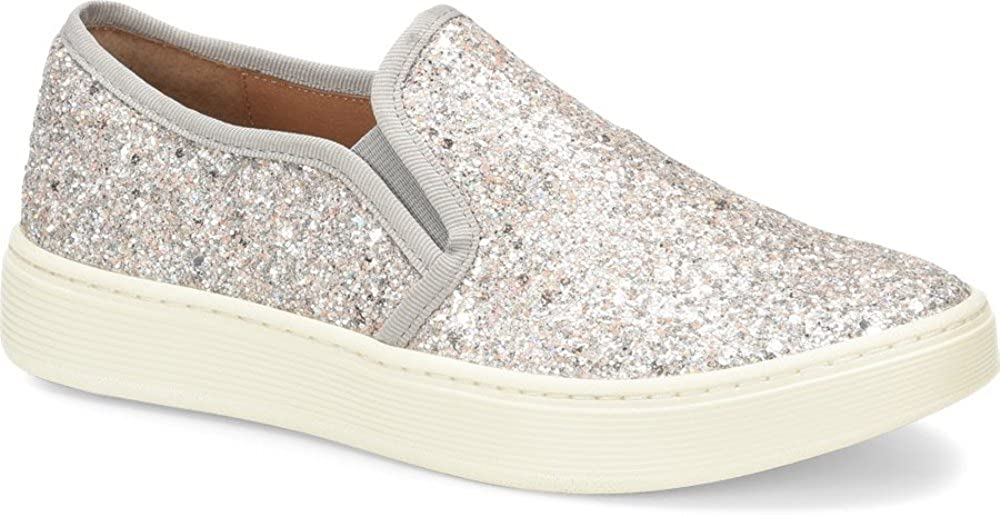 Sofft - Womens - Somers Silver/White