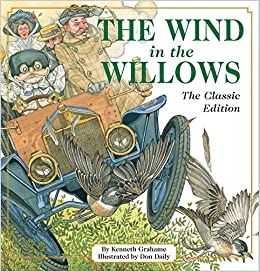 THE WIND IN THE WILLOWS ACTIVITY AND COLOURING BOOK on Behance | 272x260