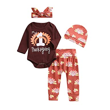 471dd7f40 Amazon.com  Christmas Baby Outfits