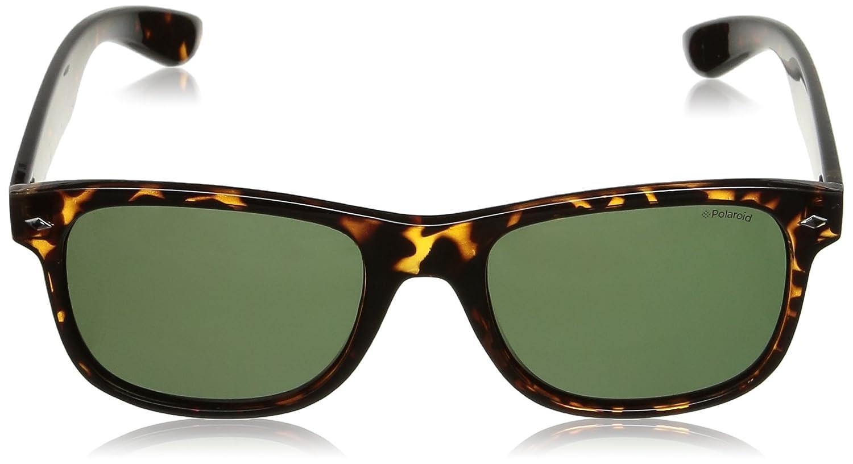 Polaroid homme Pld 1015/S H8 V08 53 Montures de lunettes, Marron (Havana/Green)