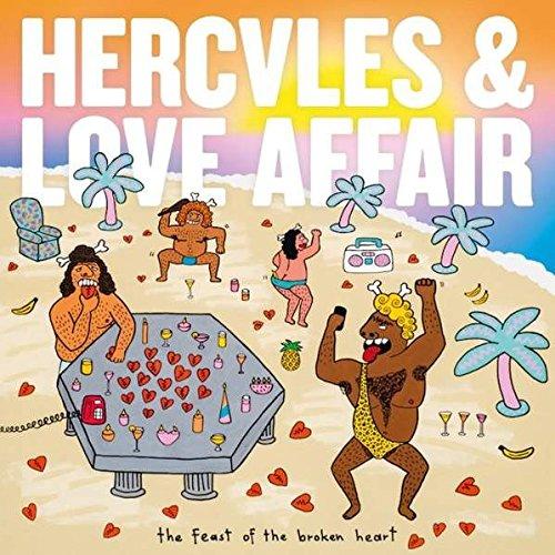 Hercules & Love Affair - The Feast Of The Broken Heart - Moshi Moshi Records - MOSHI LP57 ()