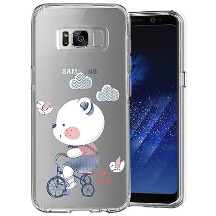 Amazon.com: Yangpn - Carcasa de silicona para Samsung Galaxy ...