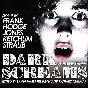 Dark Screams, Volume Three Audiobook