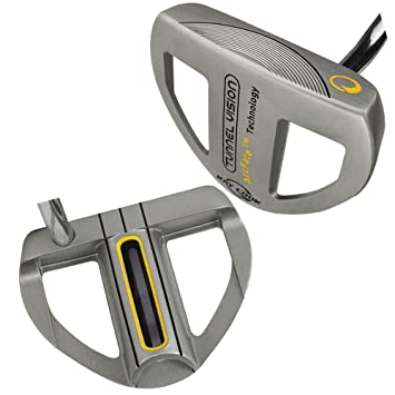 Amazon.com: Ray Cook Golf túnel Vision arcface Putter ...