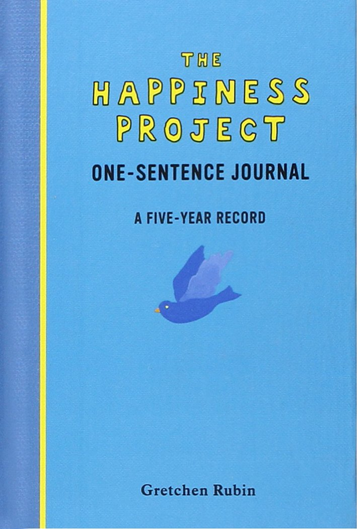 Happiness Project One Sentence Journal Five Year product image