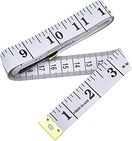 New 1 Piece Sewing Diet Tailor Seamstress Cloth Clothing Measure Tape