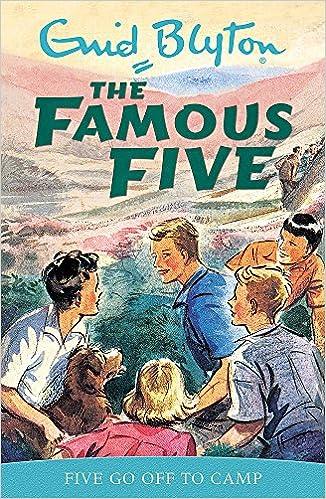 famous blyton by five enid books