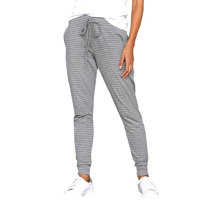 Amazon.com: Limpieza de GoodLock Pantalones de mujer con ...