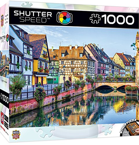 MasterPieces Shutter Speed Delightful Afternoon Puzzle (1000 Piece)