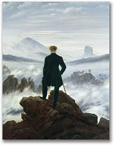 The Wanderer Above The Fog