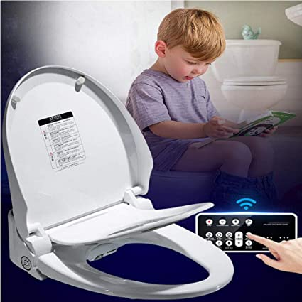 Wondrous Amazon Com Btssa With Childrens Toilet Remote Control Uwap Interior Chair Design Uwaporg