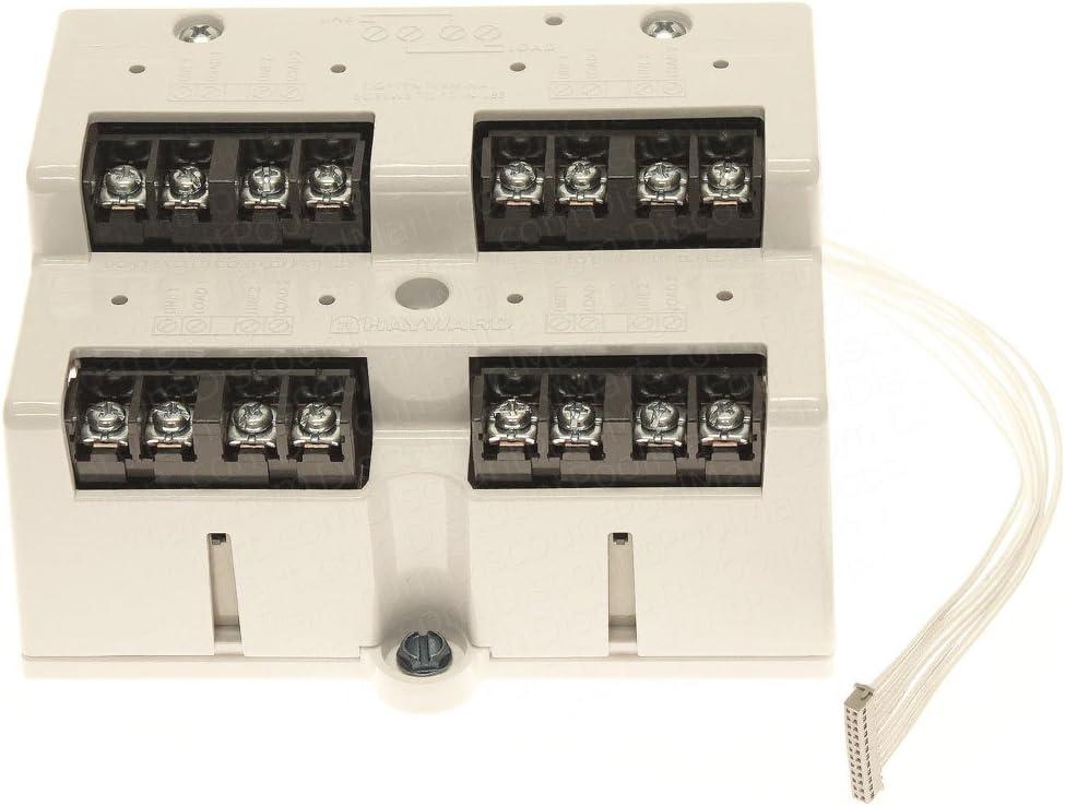 Hayward HLRELAYBANK OmniLogic 4-Relay Module