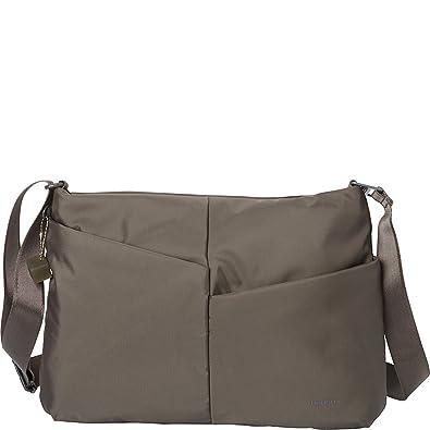 ddc0e4ac40dc Hedgren Eve Square Shoulder Bag Shoulder Bag (One Size, Castle Rock ...