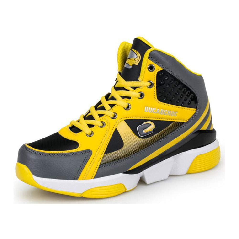 A YAXUAN shoes 2019 Basketball shoes for Men Breathable Hard-wearing Sport Basket Homme Sneakers Men Trainers Gym Athletic shoes