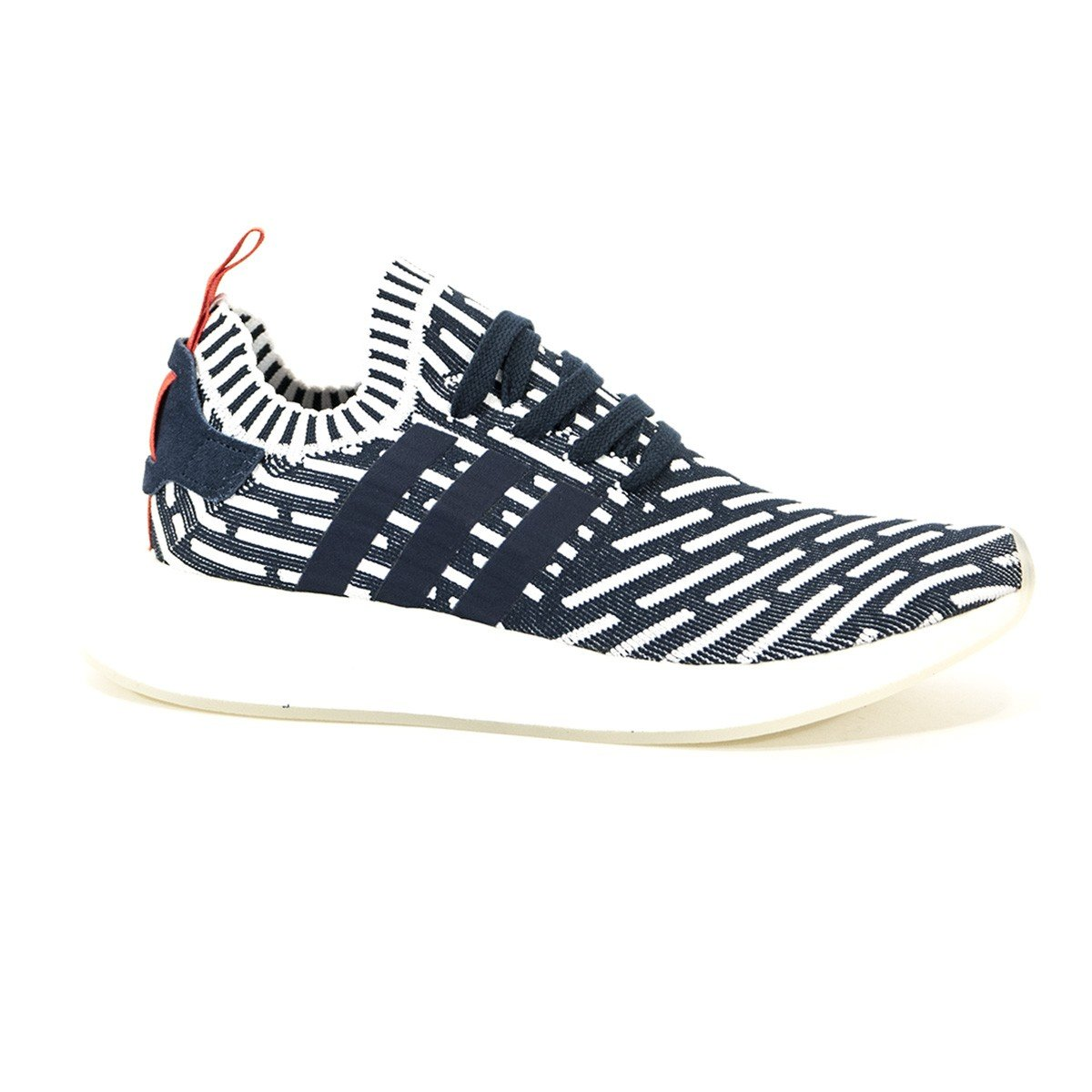 CblueE CblueE Adidas ORIGINALS Mens NMD_r2 Pk Running shoes