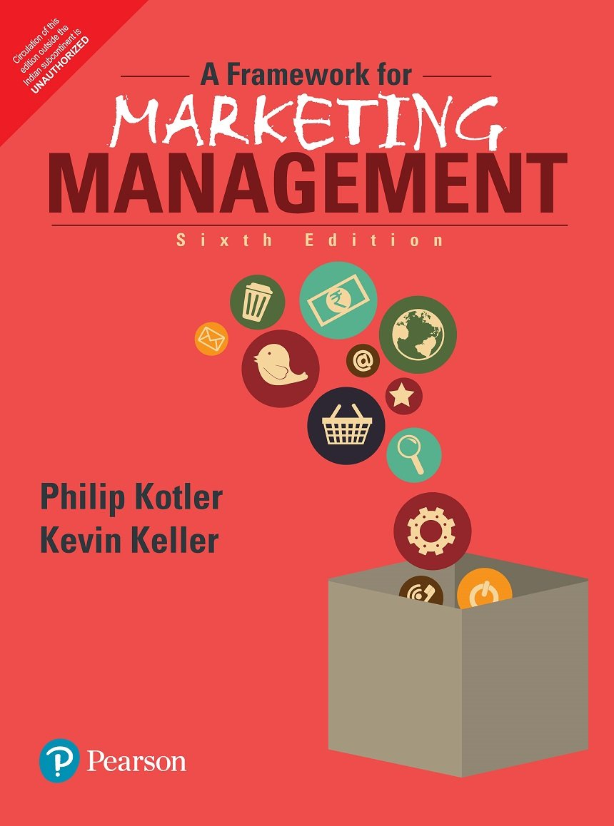 Philip kotler books related products dvd cd apparel pictures a framework for marketing management 6e fandeluxe Choice Image