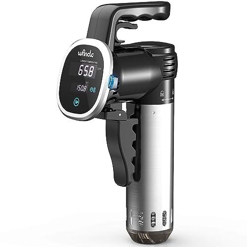 Wancle Sous Vide presenta un dispositivo para la circulación de la temperatura y la precisión de