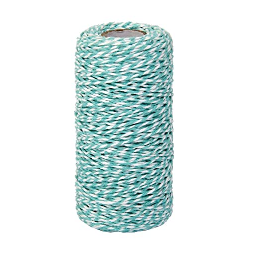 4 opinioni per 100M Corda Cotone Cordoncino Passamaneria Dia. 2mm Decorazione Feste Nozze Blu