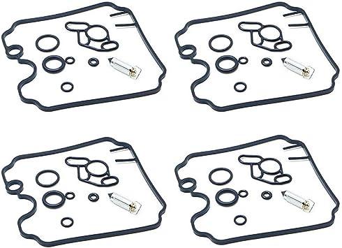BGTR Accesorios de Moto Kit de reparación carburador TMD850 ...