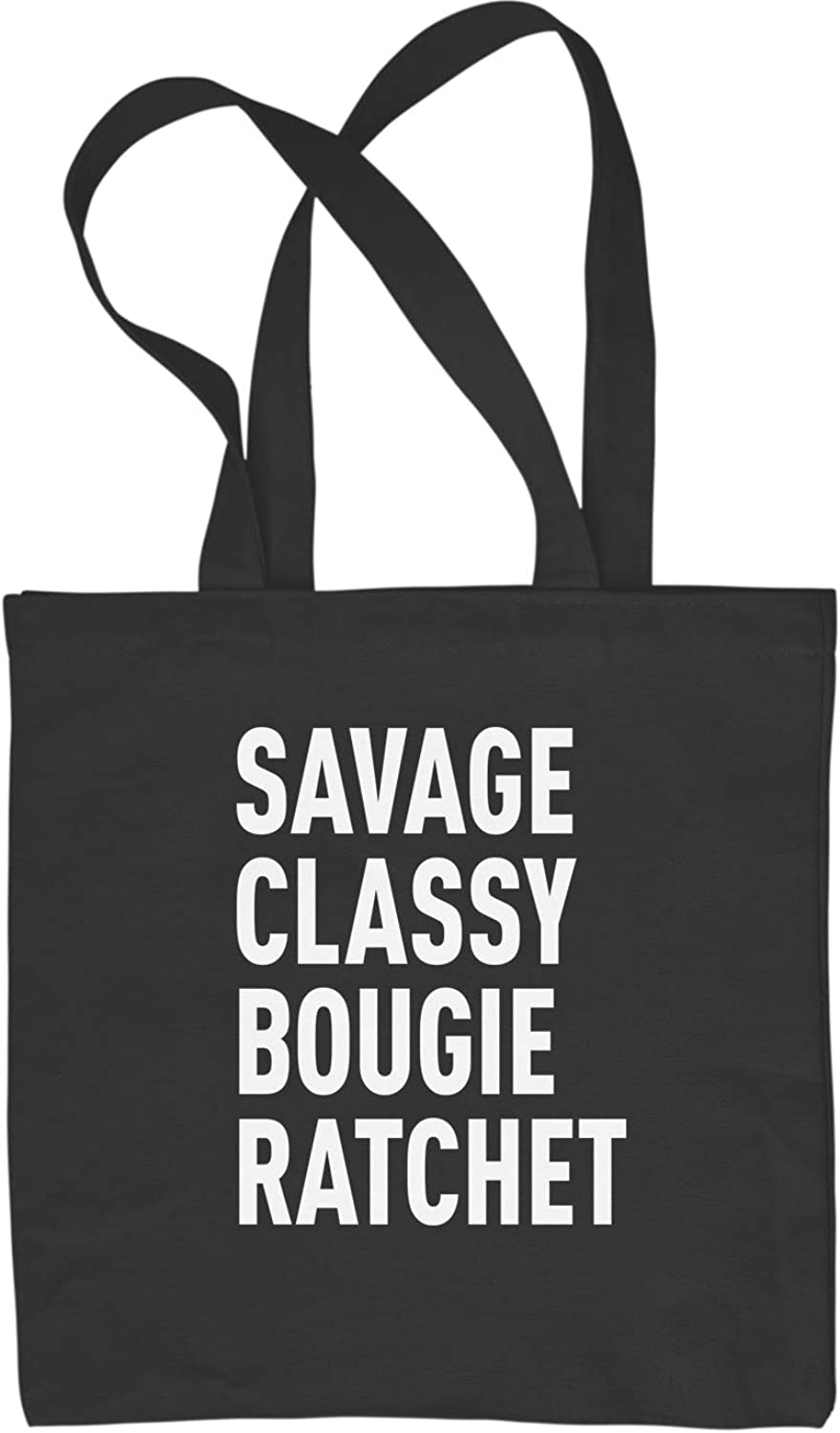 Teen bag Strong girl Be Savage not average tote Canvas tote Workout tote Tough girl Teen gift