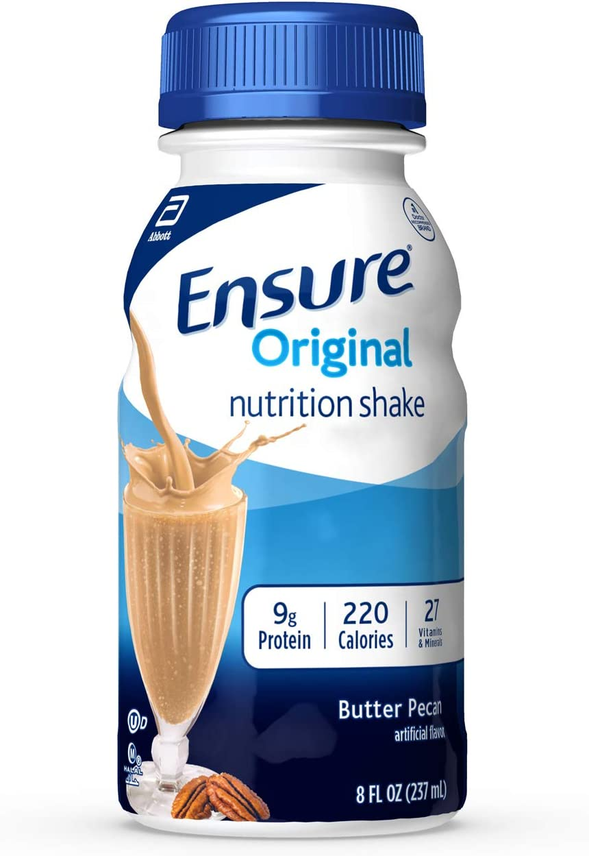 Ensure Original Nutrition Shake
