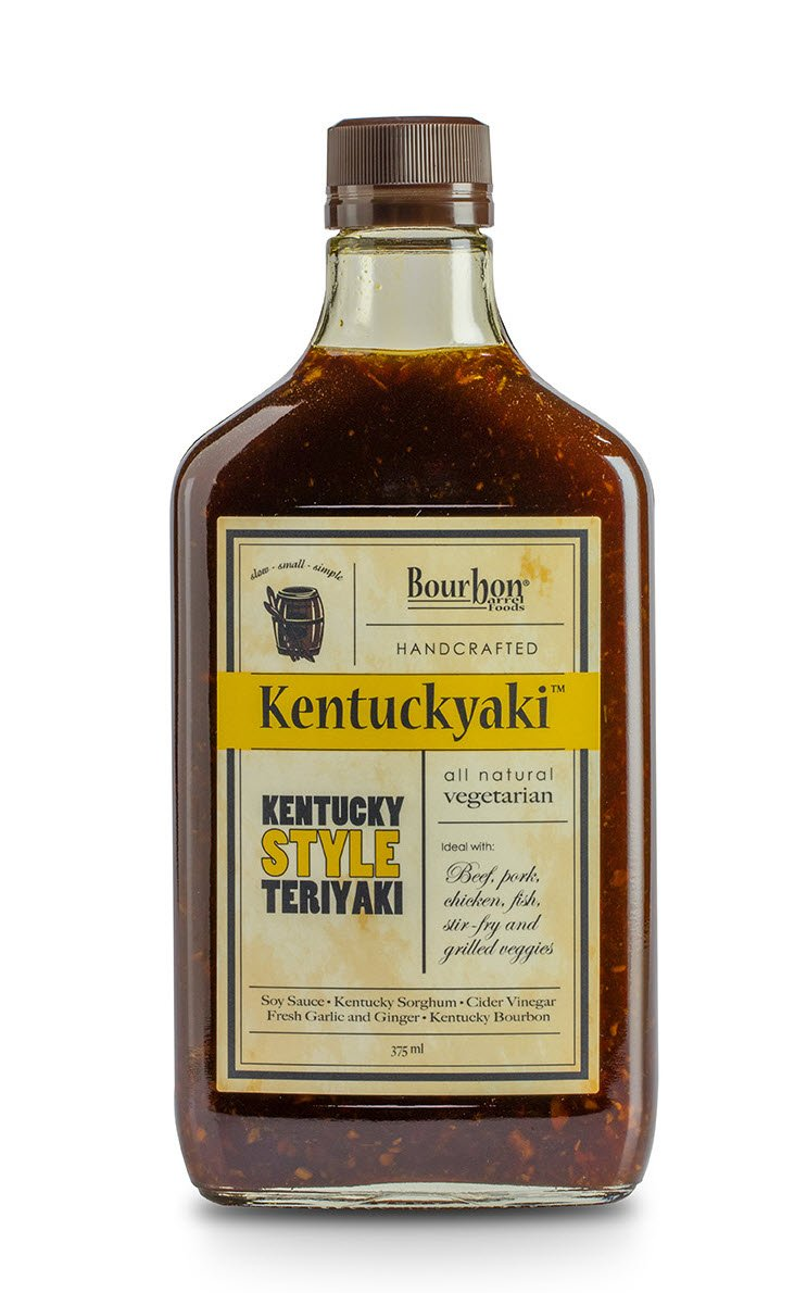 Bourbon Barrel Kentuckyaki, 375 ml