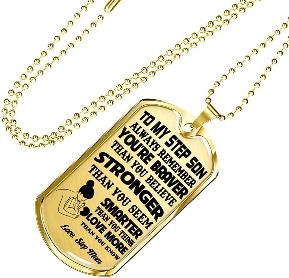 son in law wedding gift blended family custom key chain Christmas gift personalized dog tag marriage Step Son gift gifts for him